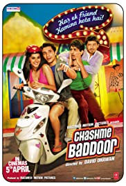 Chashme Baddoor(2013) Poster - Movie Forum, Cast, Reviews