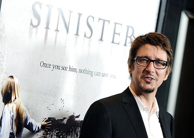 Scott Derrickson at Sinister (2012)