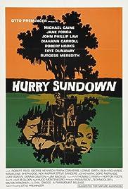 Hurry Sundown Poster