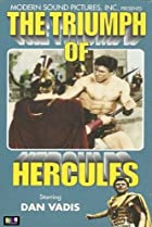 Image of Hercules vs. the Giant Warriors