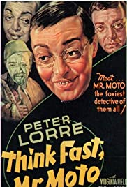 Think Fast, Mr. Moto (1937) Poster - Movie Forum, Cast, Reviews