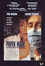 Paper Mask (1990) Poster - Movie Forum, Cast, Reviews