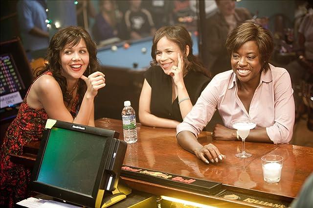 Rosie Perez, Viola Davis, and Maggie Gyllenhaal in Won't Back Down (2012)