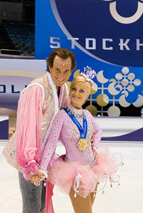 Will Arnett and Amy Poehler in Blades of Glory (2007)