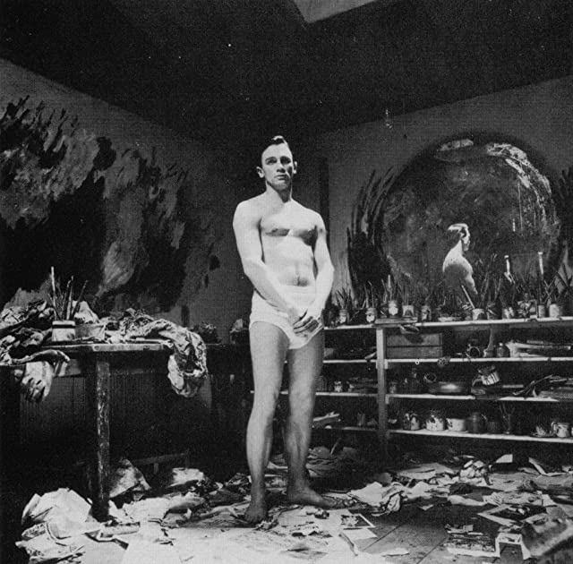 Daniel Craig in Love Is the Devil: Study for a Portrait of Francis Bacon (1998)