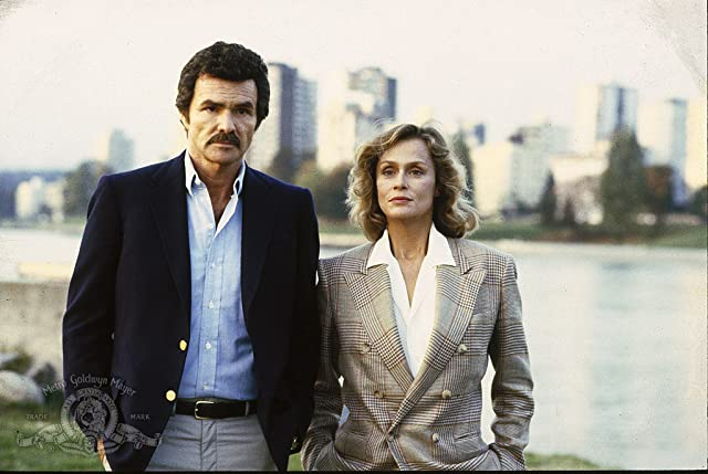 Burt Reynolds and Lauren Hutton in Malone (1987)
