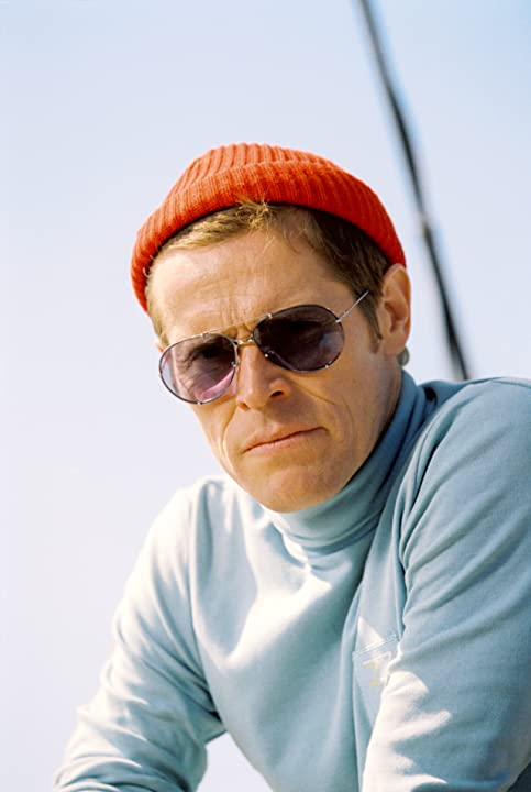 Willem Dafoe in The Life Aquatic with Steve Zissou (2004)