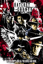 Hatchet County Poster