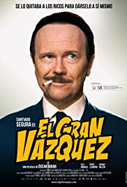 The Great Vazquez Poster