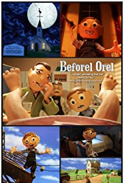 Beforel Orel: Trust Poster