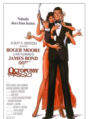 007 เพชฌฆาตปลาหมึกยักษ์ - James Bond 007 Octopussy