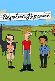 Napoleon Dynamite Poster - TV Show Forum, Cast, Reviews
