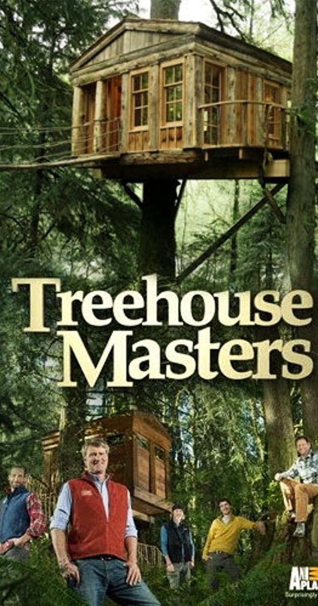 Treehouse Masters Tv Series Imdb