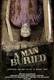 A Man, Buried Poster