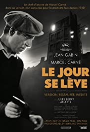 Le Jour se Leve (1939) Poster - Movie Forum, Cast, Reviews