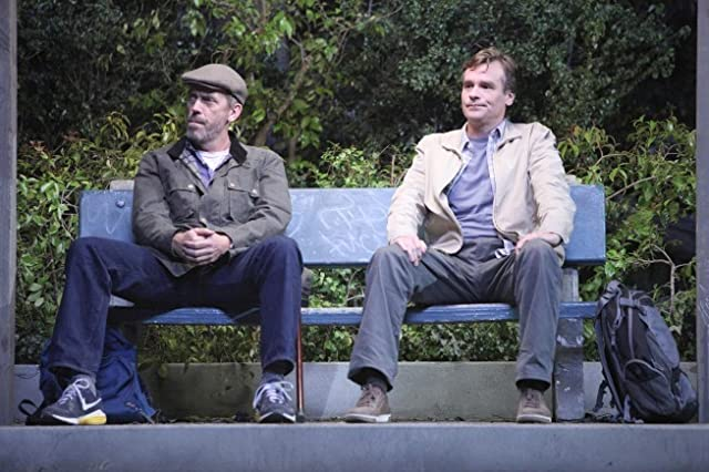 Robert Sean Leonard and Hugh Laurie in House M.D. (2004)