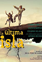 La última isla Poster
