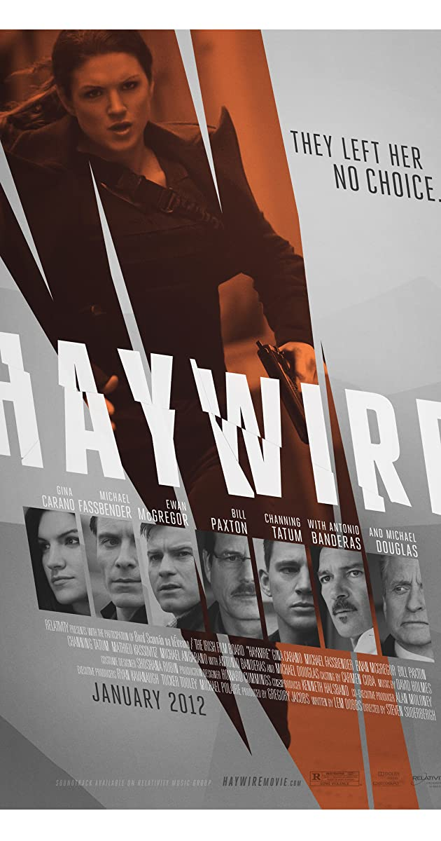 Melori Kein. Prarasta kontrolė / Haywire (2011)