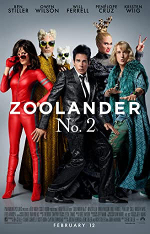 Zoolander 2 (2016) Download on Vidmate