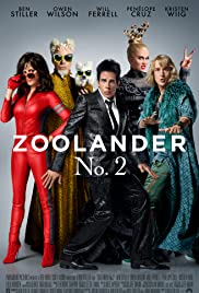 Zoolander No.2 [BRRip] [Latino] [1 Link] [MEGA]