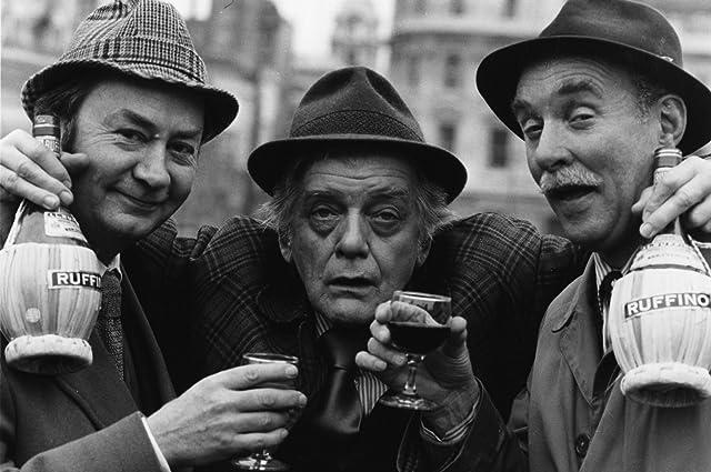 Michael Bates, Bill Owen, and Peter Sallis in Last of the Summer Wine (1973)