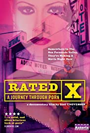 Rated X: A Journey Through Porn Poster