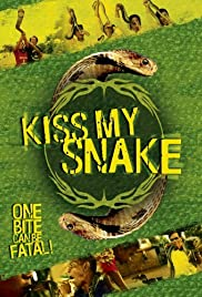 Kiss My Snake Poster