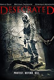 Desecrated (2015) Poster - Movie Forum, Cast, Reviews
