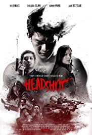 Headshot (2016) Poster - Movie Forum, Cast, Reviews