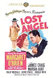 Lost Angel Poster