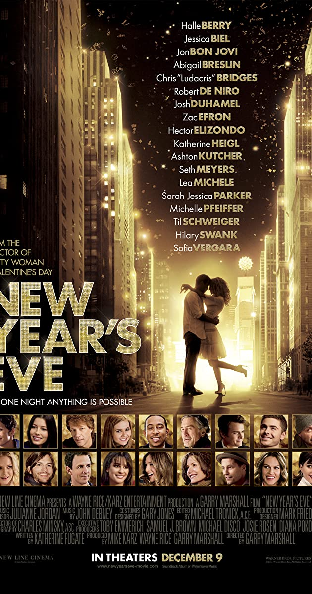 New Year's Eve (2011) - IMDb