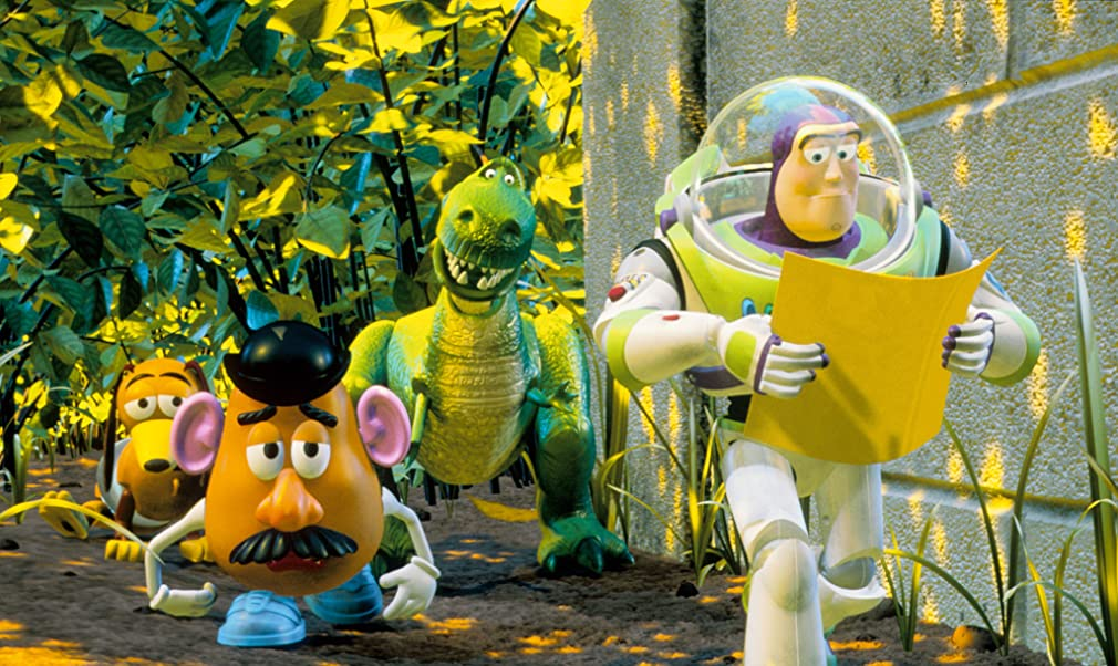Watch Toy Story 2 the full movie online for free