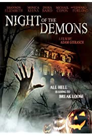 Nonton Film Night of the Demons (2009)