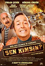 Sen Kimsin? (2012) Poster - Movie Forum, Cast, Reviews