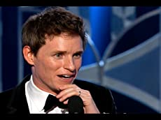 Eddie Redmayne Wins Best Actor in a Motion Picture, Drama at the 2015 Golden Globes