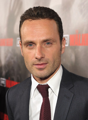 Andrew Lincoln at an event for The Walking Dead (2010)