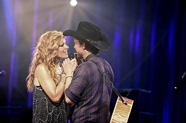 Connie Britton and Will Chase in Nashville (2012)