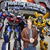 Michael Bay at an event for Transformers (2007)