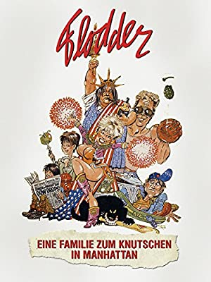 Flodder in Amerika! poster