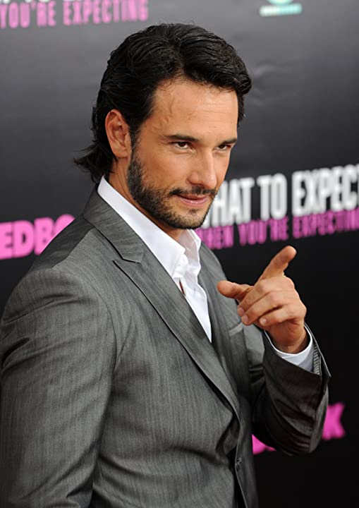 Rodrigo Santoro at an event for What to Expect When You're Expecting (2012)