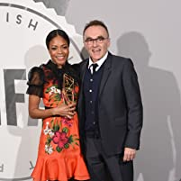 Danny Boyle and Naomie Harris