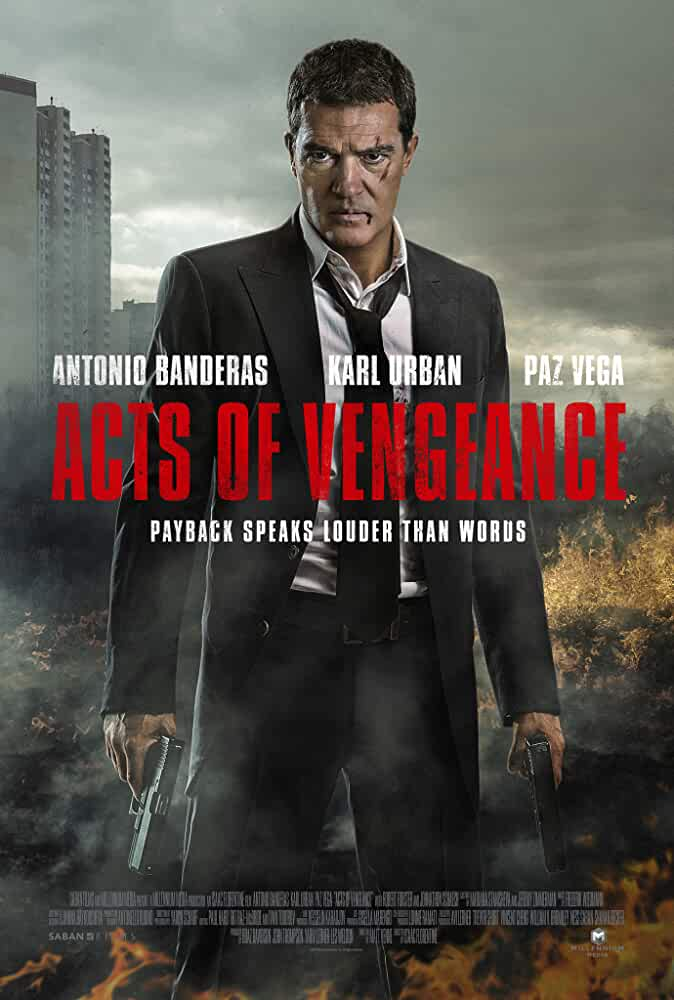 Acts Of Vengeance 2017 English 480p BluRay full movie watch online freee download at movies365.cc