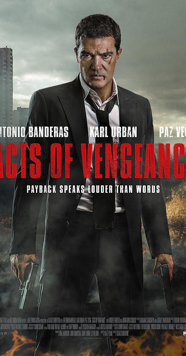Keršto įstatymas (2017) / Acts Of Vengeance (2017)