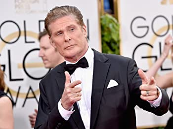 David Hasselhoff at 73rd Golden Globe Awards (2016)