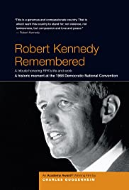 Robert Kennedy Remembered Poster