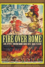 Fire Over Rome Poster