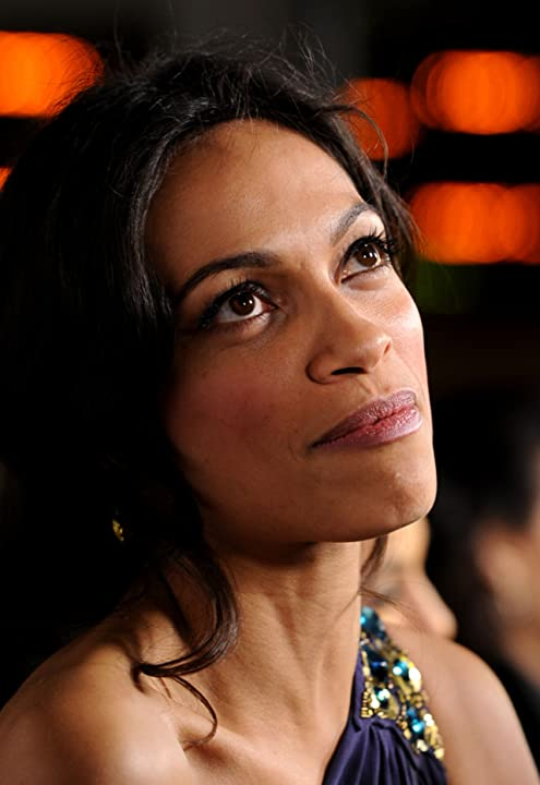 Rosario Dawson at an event for Girl Walks Into a Bar (2011)