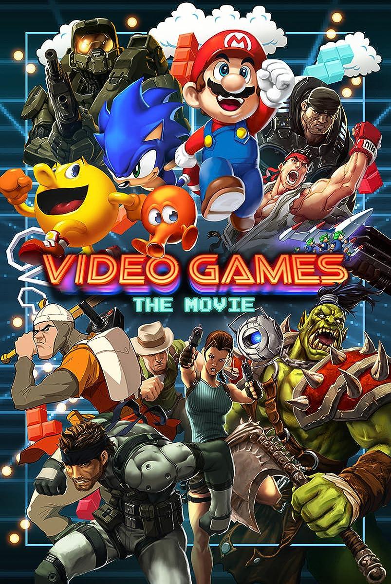 Video Games The Movie 2014 Imdb