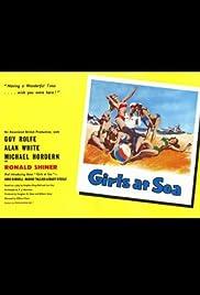 Girls at Sea Poster