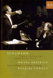 Martha Argerich spielt Schumann Poster